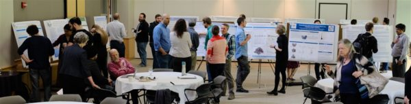 CMCI Poster Session in Action