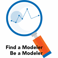 sign up to be a modeler or search for a modeler