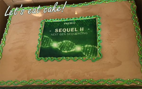 Announcing the PacBio Sequel II