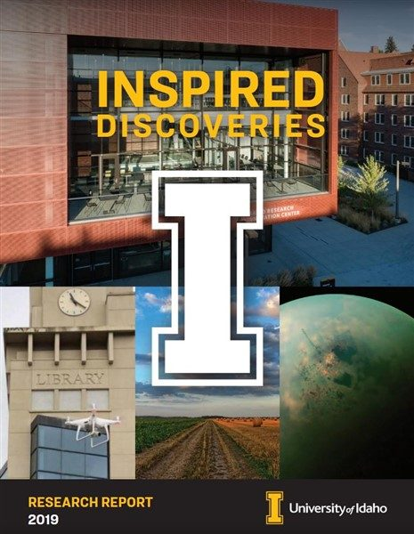 2019 Research Report: Inspired Discoveries