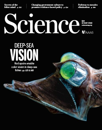 University of Idaho Research Hits Science Magazine